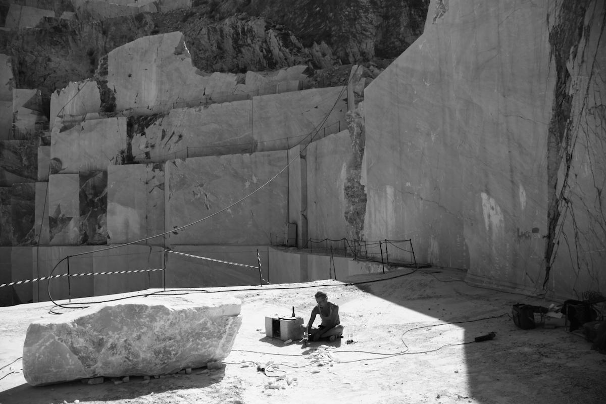 Michelangelo Quarries, 2010